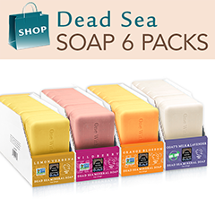 Soap Bar 6 Packs