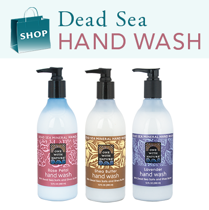Hand Wash With Dead Sea Minerals & Shea